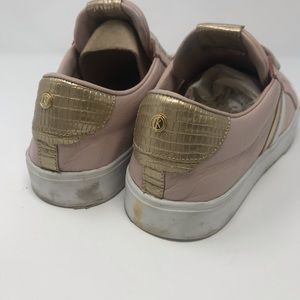 kaanas Shoes - Size 5 Kansas Colombia sneakers gold millennial pk